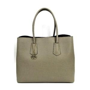 Kožená kabelka Gaia Taupe