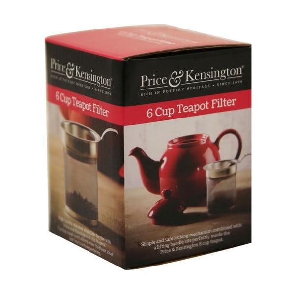 Čajové sitko Price & Kensington 6Cup