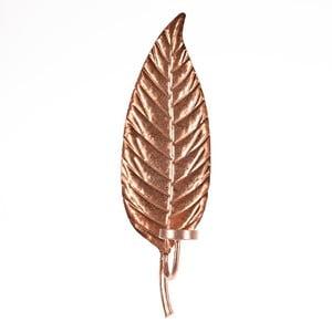 Nástenná dekorácia Bronze Leaf