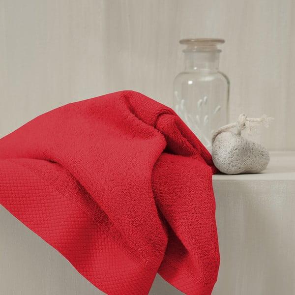 Sada 3 červených uterákov Seahorse Pure, 60x110cm