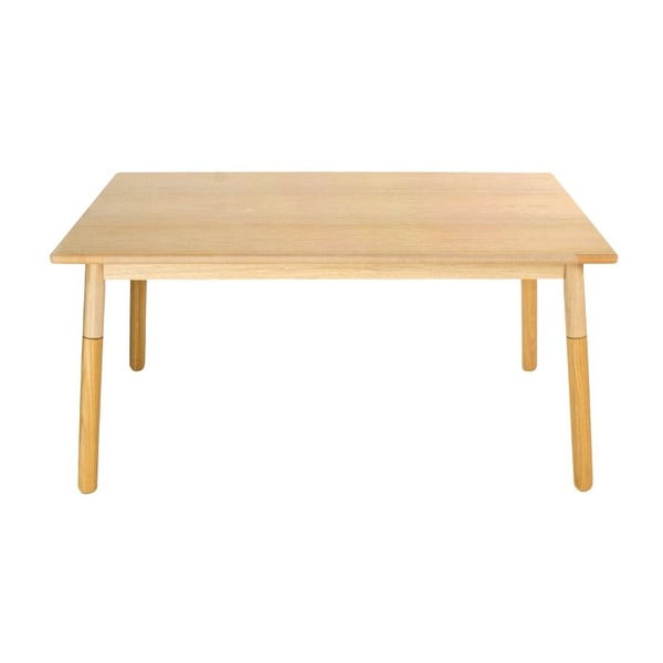 Jedálenský stôl Mikado White, 190x73x90 cm