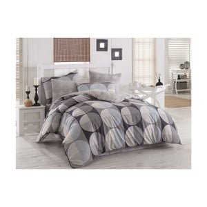 Bavlnené obliečky s plachtou Carmit, 200x220cm