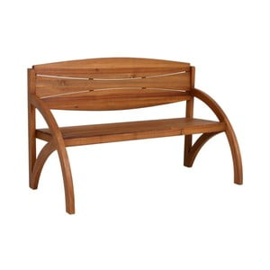 Záhradná lavica z akáciového dreva ADDU Hadia