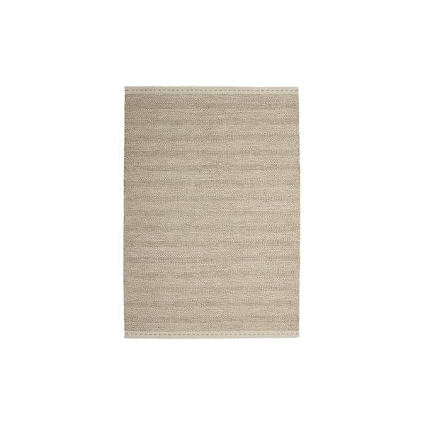 Vlnený koberec Mariposa 160x230 cm, béžový