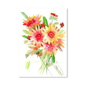 Plagát Flowers in Blanket od Suren Nersisyan