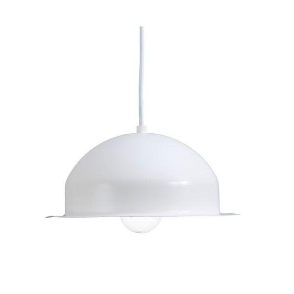 Stropné svetlo Steel, biele