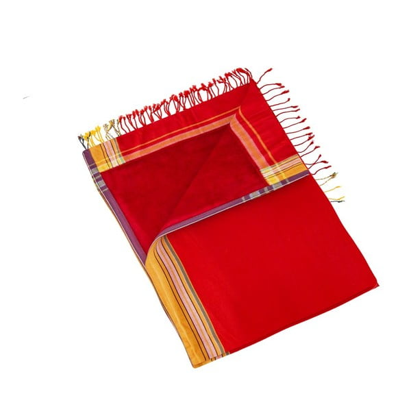 Osuška Sevgi Orange, 100x178 cm