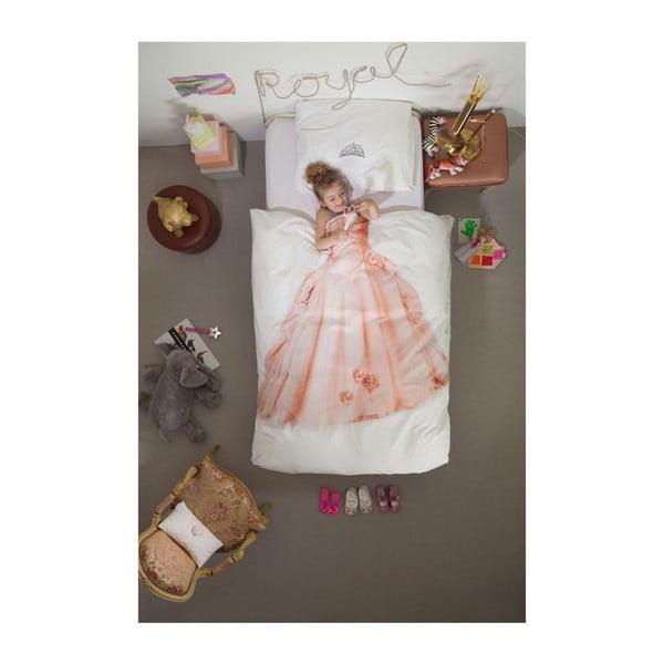 Obliečky na jednolôžko Snurk Princess, 140×200cm
