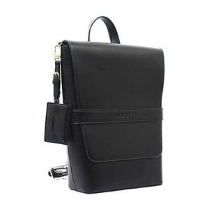 Elegantný batoh Bobby Black - Black