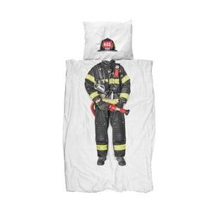 Obliečky Snurk Firefighter, 140 x 200 cm