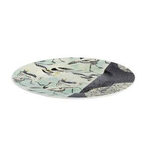 Dezertný tanier Nordal Patchwork