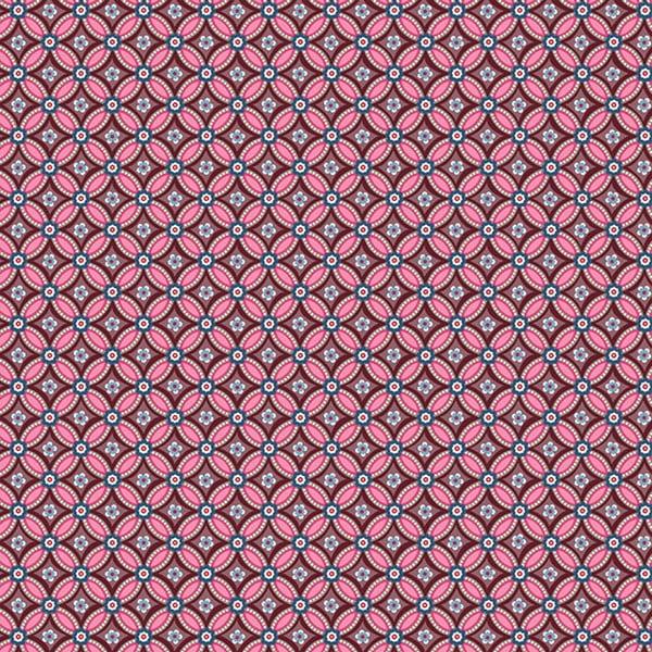Tapeta Pip Studio Geometric, 0,52x10 m, vínová