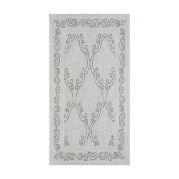 Béžový odolný koberec Vitaus Primrose, 160x230cm