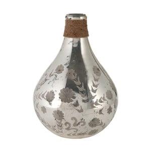 Váza Deco Glass Antique, 24x24x36 cm