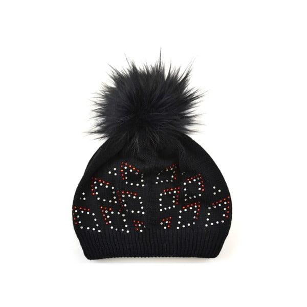 Dámska čiapka Blysk Black