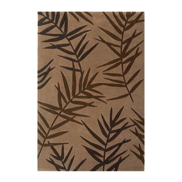 Koberec Asiatic Carpets Eden Palm Chocolate, 120x180 cm