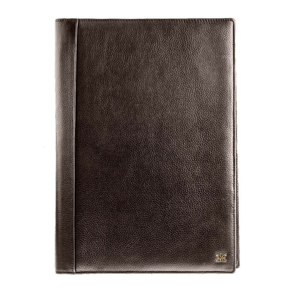 Business zápisník Thomas Earnshaw Dark Brown