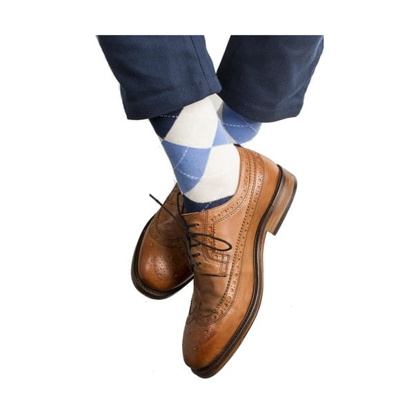 Tri páry ponožiek Funky Steps Guste, univerzálna veľkosť