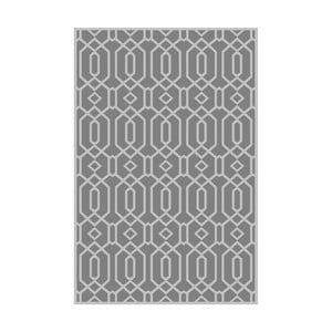 Vinylový koberec Rejilla Gris, 133x200 cm