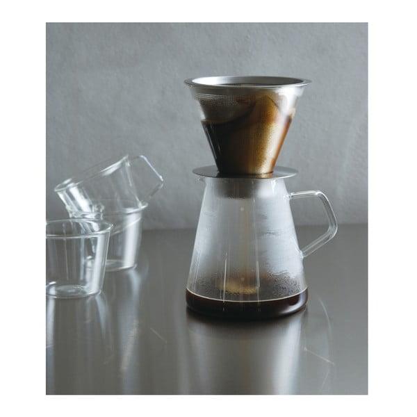 Kanvica na čaj Kinto Carat, 600 ml