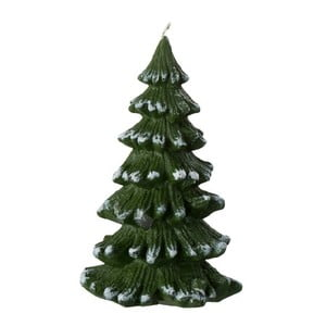 Zelená sviečka v tvare stromu J-Line