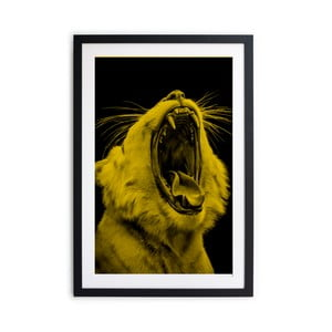 Obraz Really Nice Things Roar, 40 × 60 cm