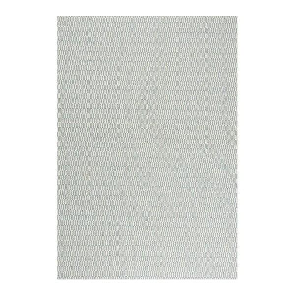 Vlnený koberec Charles Aqua, 200x300 cm