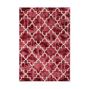 Červený koberec Mint Rugs Diamond, 200 x 290 cm