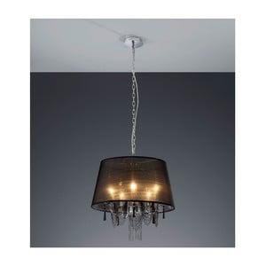 Závesné svetlo Serie 1104, čierne