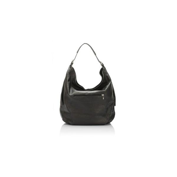 Kožená kabelka Giorgio Costa 5020 Black