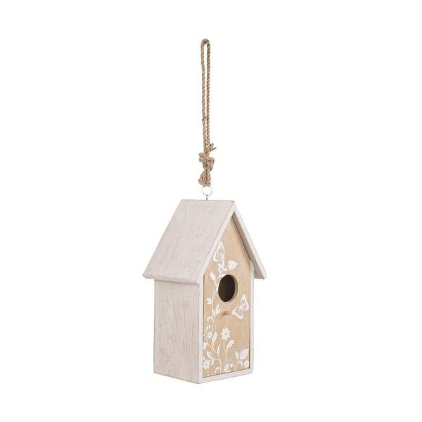 Vtáčia búdka Home, prírodná