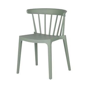 Zelená jedálenská stolička DeEekhoorn Bliss