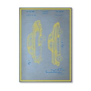 Plagát Studebaker, 30x42 cm