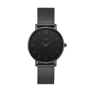 Dámske čierne hodinky antikoro cluse Minuit