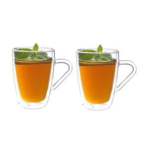 Sada 2 dvojstenných pohárov Bredemeijer Tea