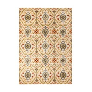 Béžový koberec Mint Rugs Diamond Ornament, 200 x 290 cm