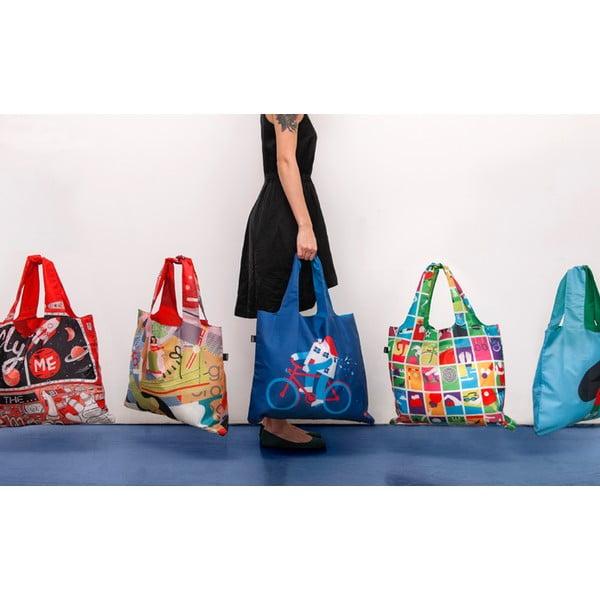 Skladacia nákupná taška City