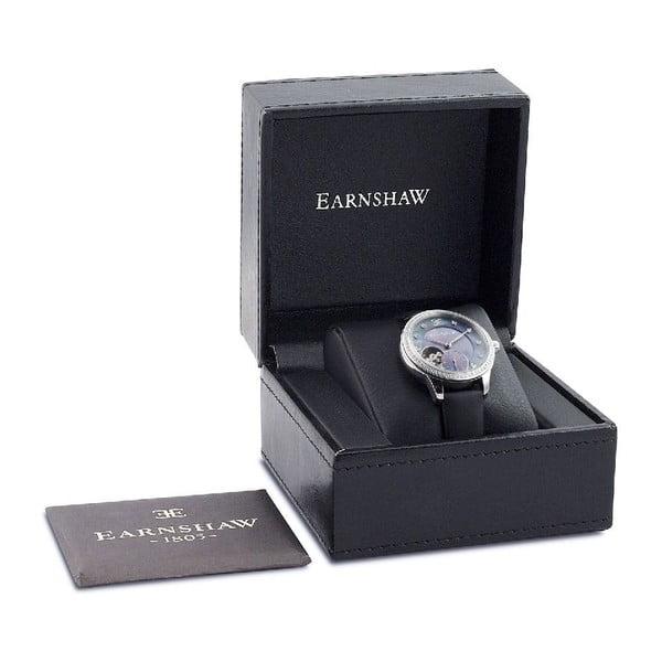 Dámske hodinky Thomas Earnshaw Black/Purple