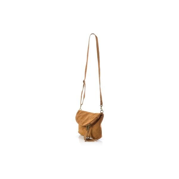 Kožená kabelka Julie, ťavia