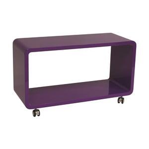 Konzolový stolík Casablance Purple