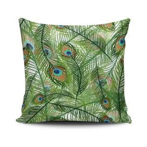 Vankúš s prímesou bavlny Cushion Love Jungle, 45 × 45 cm