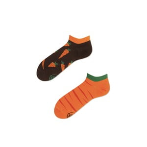 Ponožky Many Mornings Garden Carrot Low, veľ. 43–46