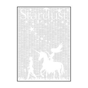 Knižný plagát Hviezdny prach, 70x100 cm