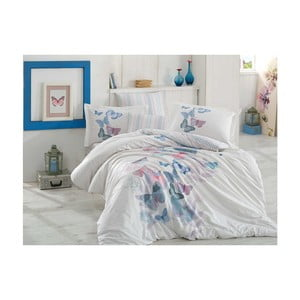 Bavlnené obliečky s plachtou Sueno, 200x220cm