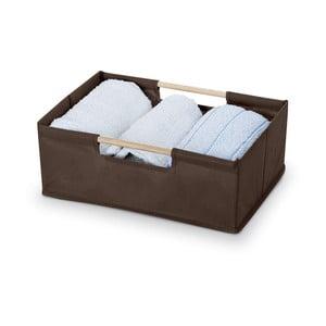 Hnedý úložný box Bonita Basket