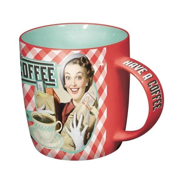 Keramický hrnček Postershop Have a Coffee