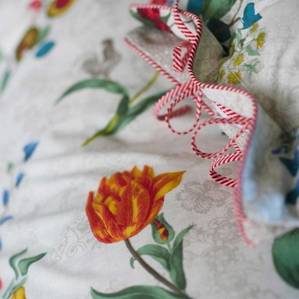 Obliečky Pip Studio Cherry, 240x220 cm, biele