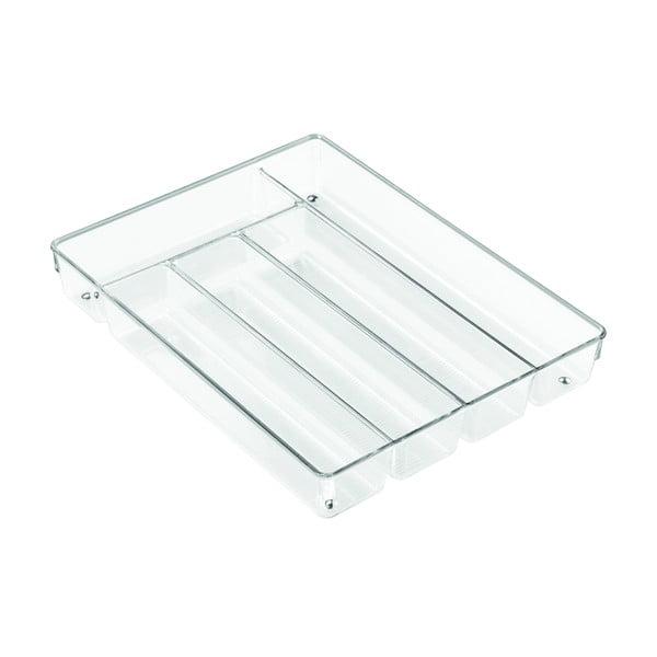 Príborník InterDesign Clarity, 27 x 35 cm