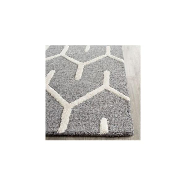 Vlnený koberec Safavieh Chara, 121x182 cm