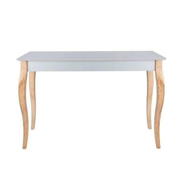 Tmavosivý odkladací konzolový stolík Ragaba Dressing Table, 105x74cm